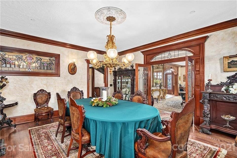 1926 Mansion For Sale In Asheville North Carolina