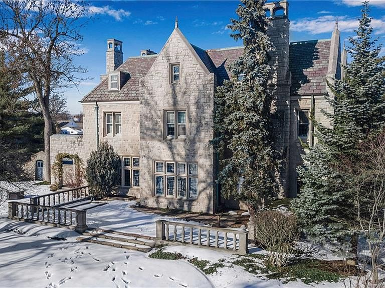 1916 Mansion For Sale In Buffalo New York