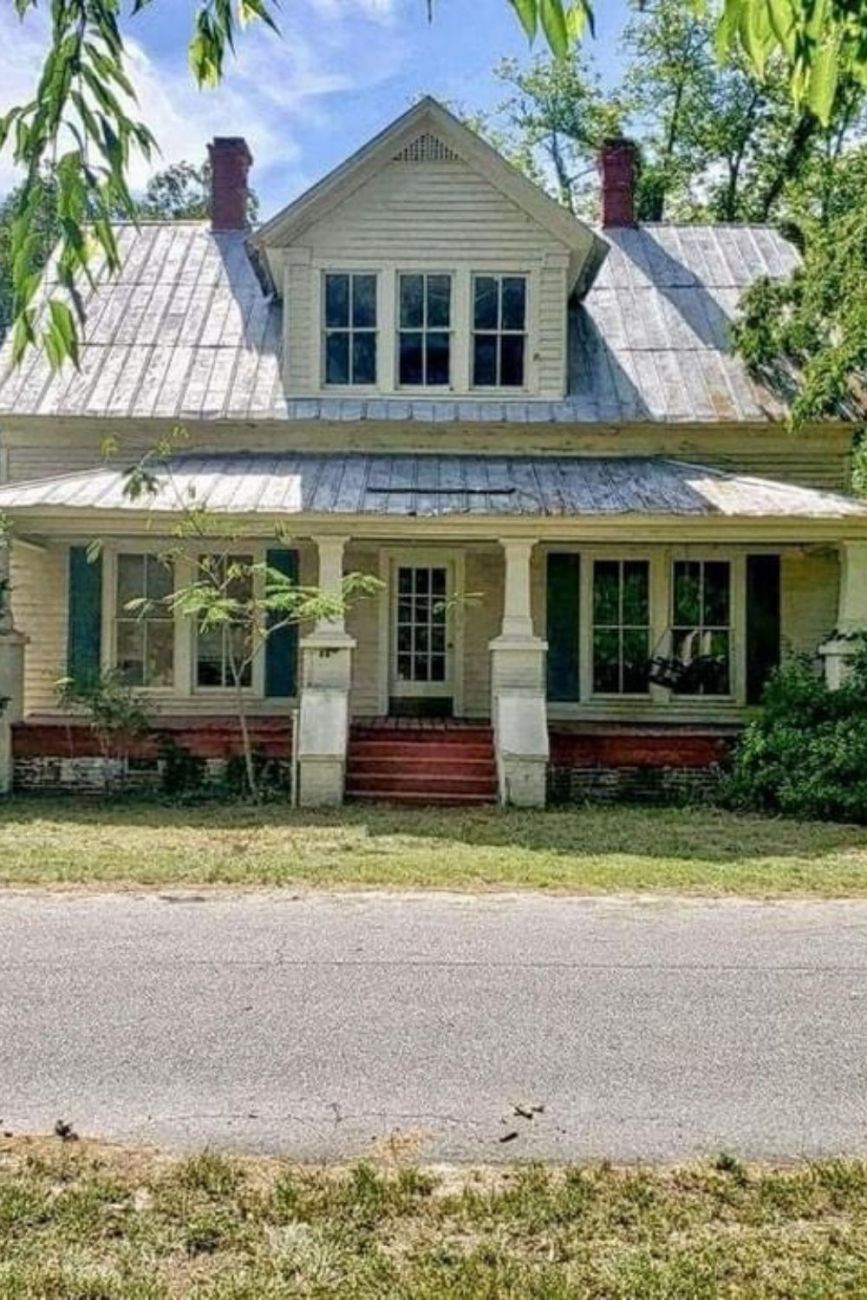 1933 Fixer Upper For Sale In Garfield Georgia