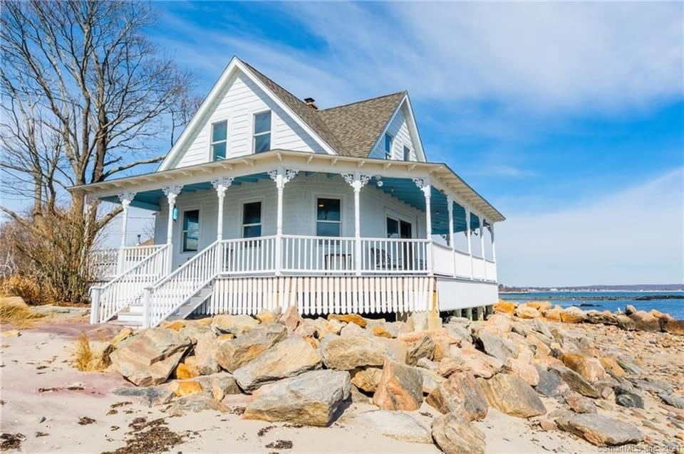 1912 Waterfront House For Sale In Niantic Connecticut