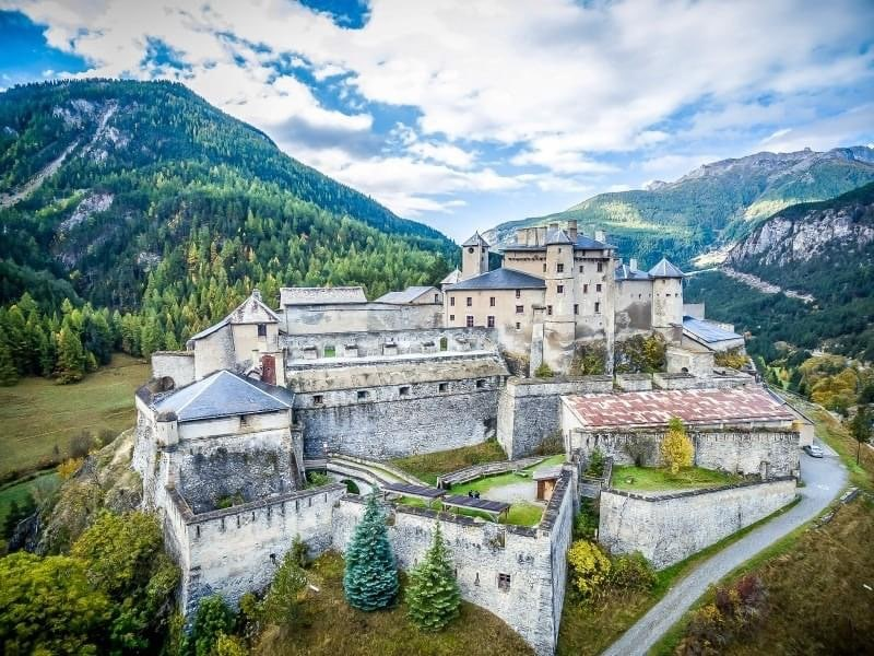 1265 Chateau Queyras For Sale In Hautes Alpes France