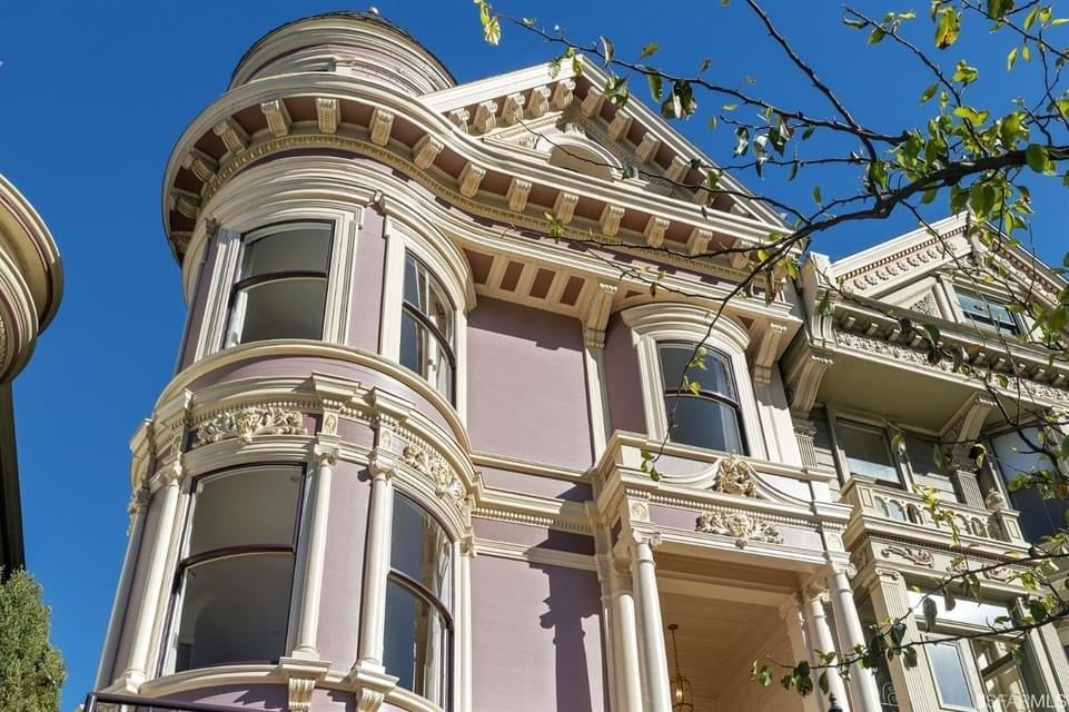 1899 Queen Anne For Sale In San Francisco California