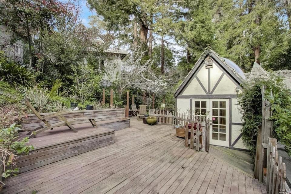 1947 Tudor For Sale In Mill Valley California