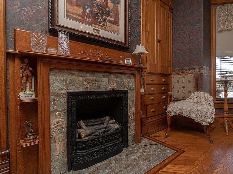 1900 Victorian For Sale In Savanna Illinois