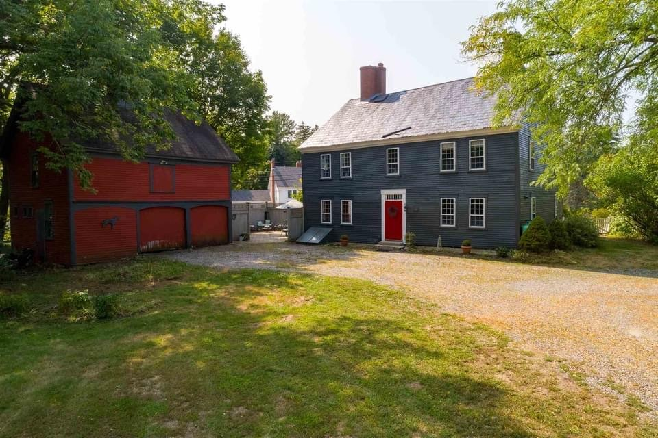 1760 Colonial For Sale In Lee New Hampshire