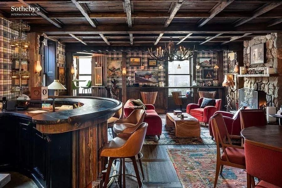 1883 Penthouse For Sale In New York New York