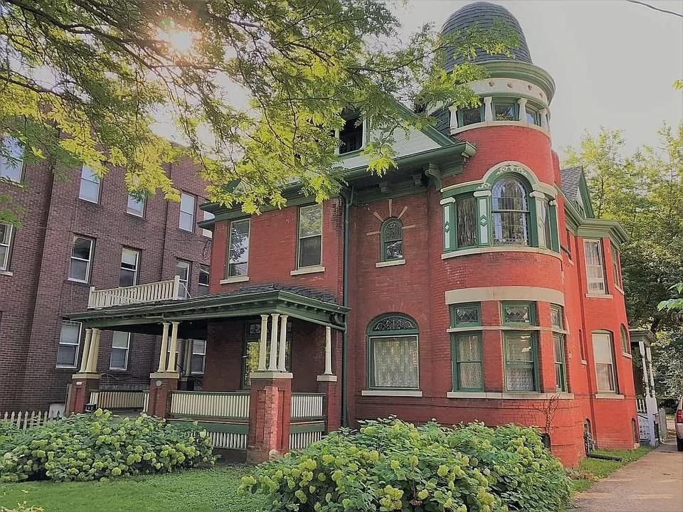 1896 Queen Anne For Sale In Peoria Illinois