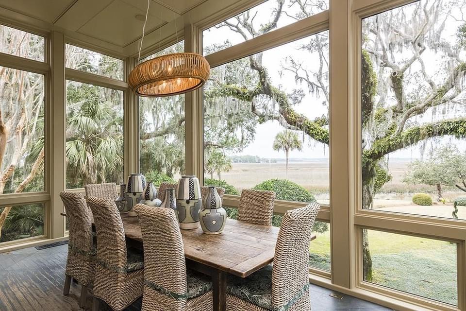 1803 Vanderhorst Mansion For Sale In Kiawah Island South Carolina