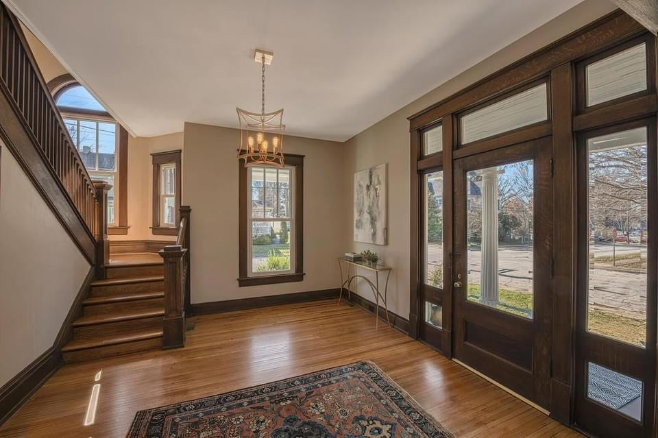 1923 Historic House For Sale In Bristol Tennessee