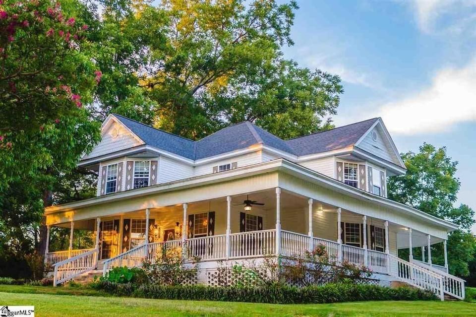 1905 Farmhouse For Sale In Liberty South Carolina