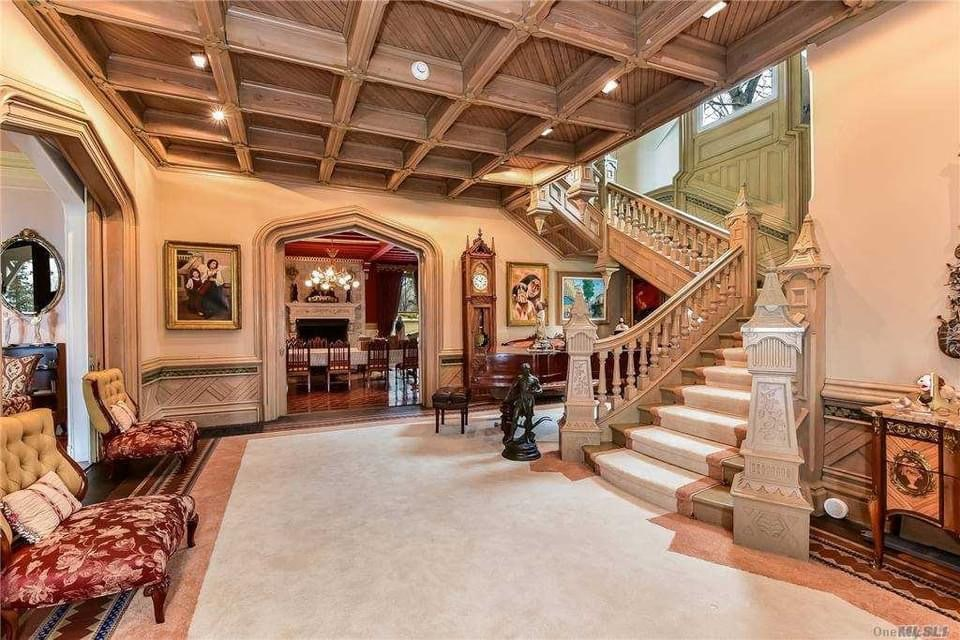 1856 Gothic Revival For Sale In Oyster Bay New York