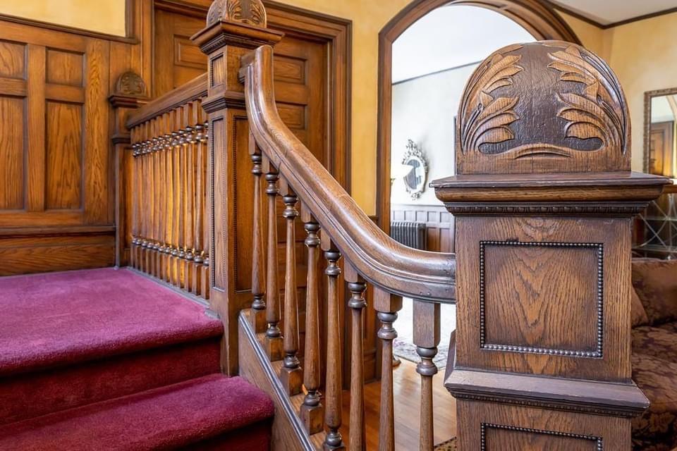 1909 Neoclassical For Sale In Asheville North Carolina