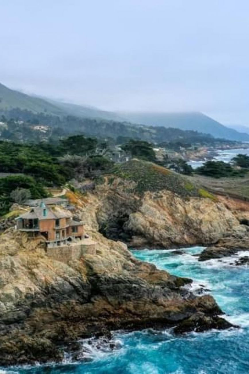 1957 Waterfront Home For Sale In Carmel California