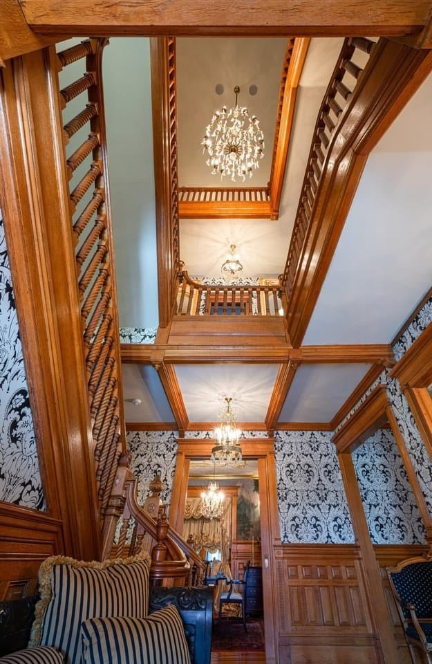 1901 Goldsmith Mansion For Sale In Scranton Pennsylvania