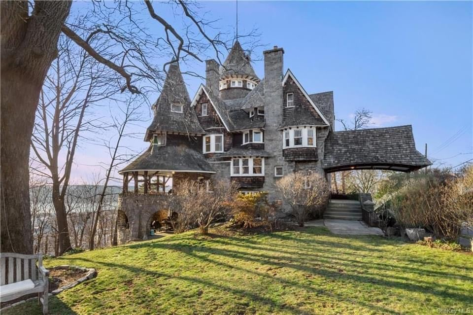 1892 Mansion For Sale In Yonkers New York
