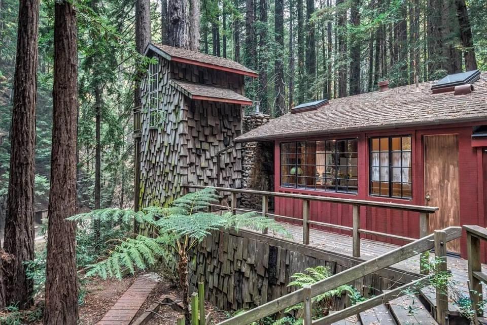 1962 Cabin For Sale In Carmel California