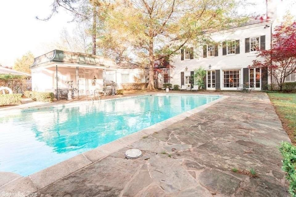 1962 Historic House For Sale In Pine Bluff Arkansas