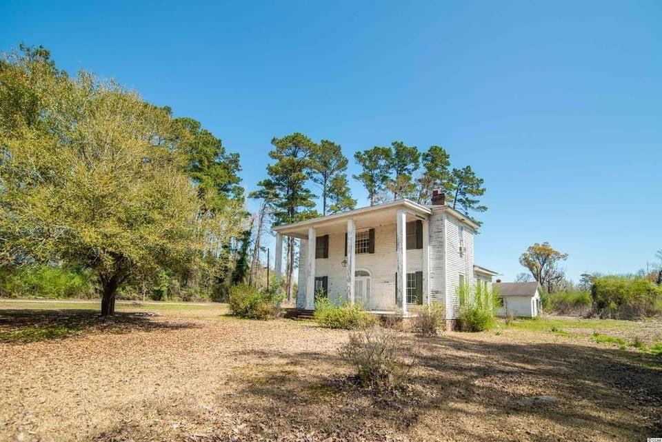1901 Fixer-Upper For Sale In Hemingway South Carolina