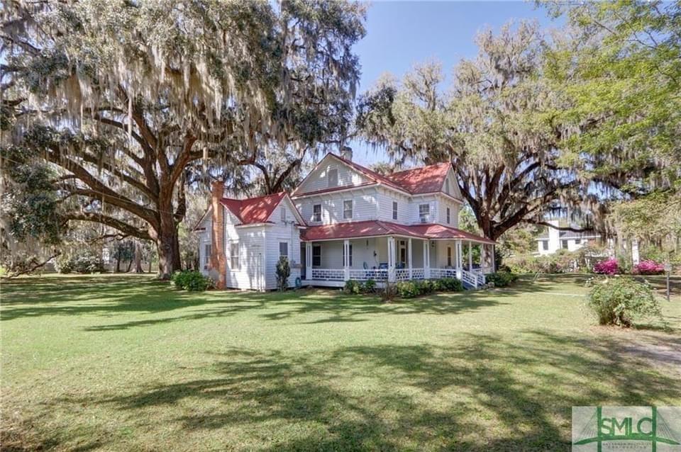 1878 Gravel Hill For Sale In Hinesville Georgia