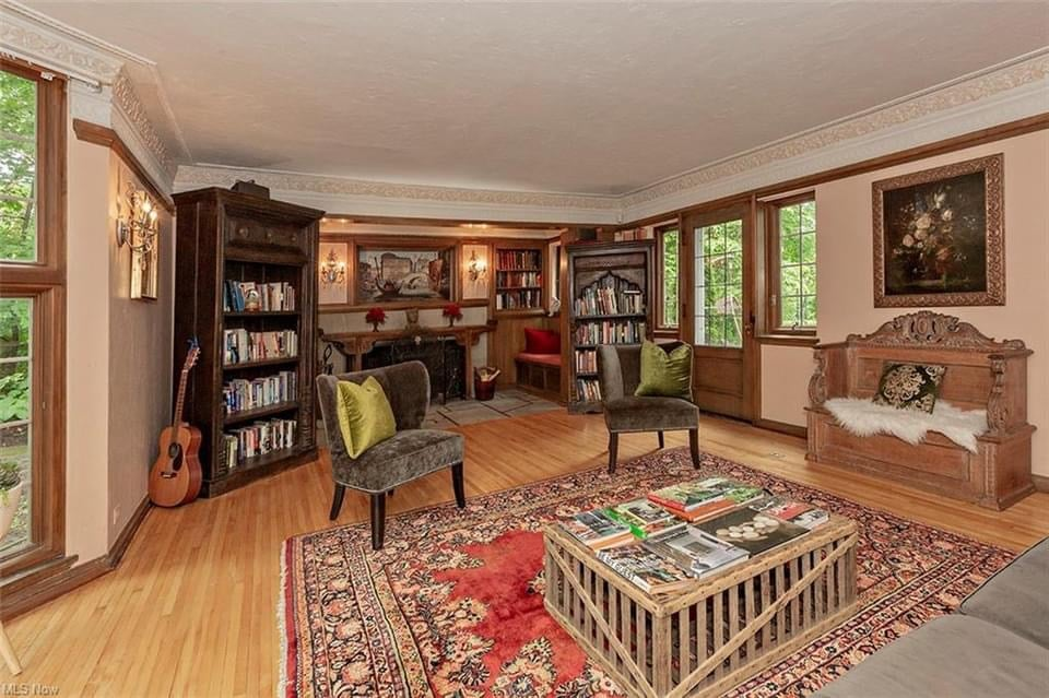 1930 English Cottage For Sale In Shaker Heights Ohio