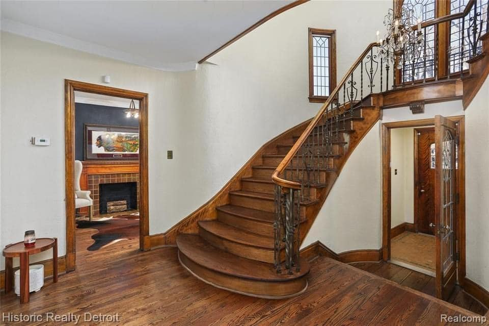 1931 Tudor Revival For Sale In Detroit Michigan