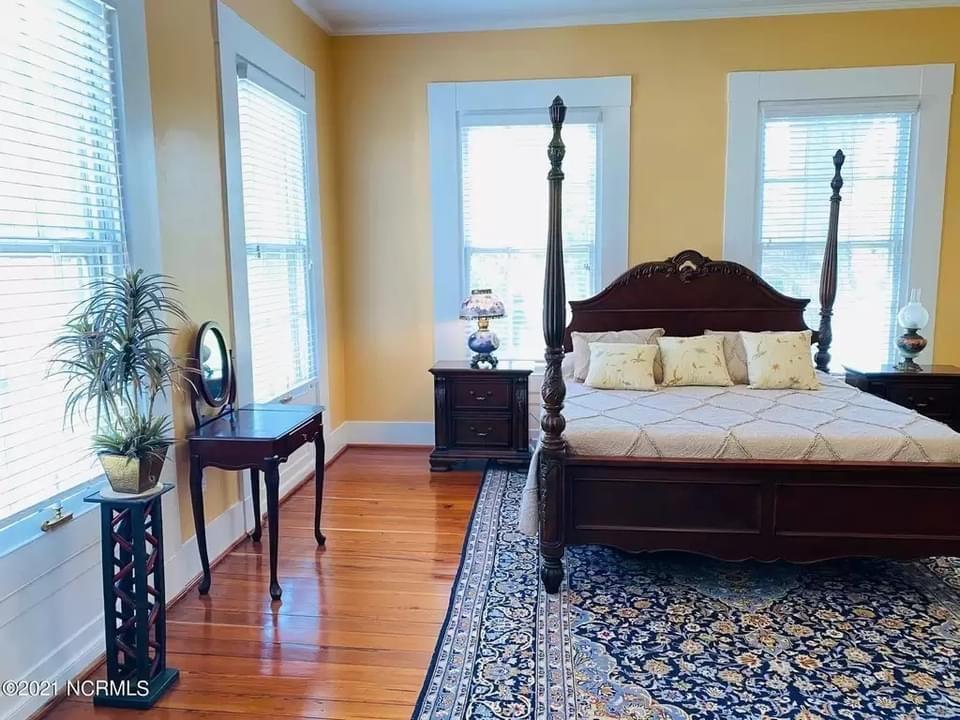 1847 Antebellum For Sale In Clinton North Carolina