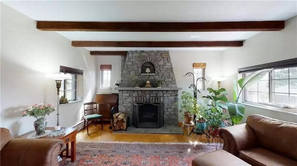 1931 Stone House For Sale In Johnstown Pennsylvania