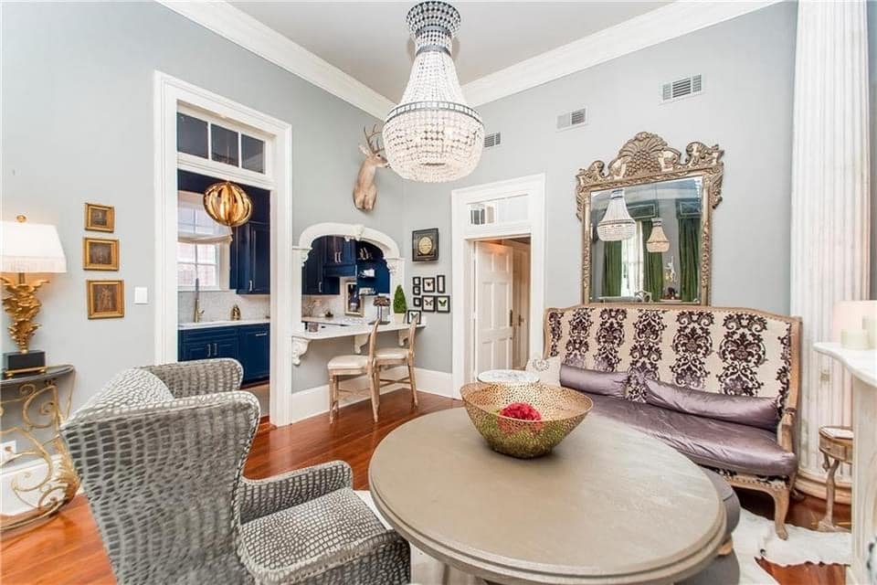 1900 Victorian For Sale In New Orleans Louisiana