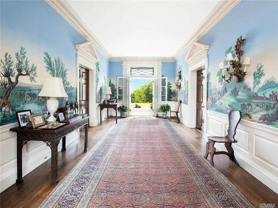 1932 Georgian Revival For Sale In Westbury New York