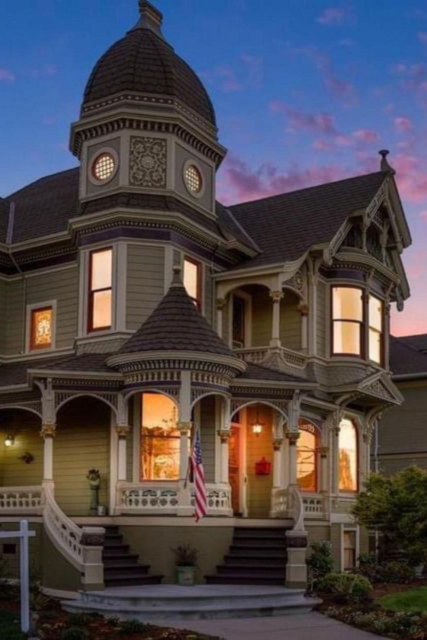 1893 Queen Anne For Sale In Alameda California