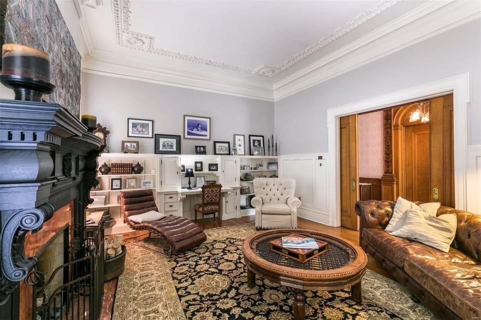 1903 Mansion For Sale In Saint Louis Missouri