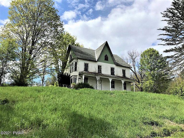 1900 Fixer Upper For Sale In Honesdale Pennsylvania