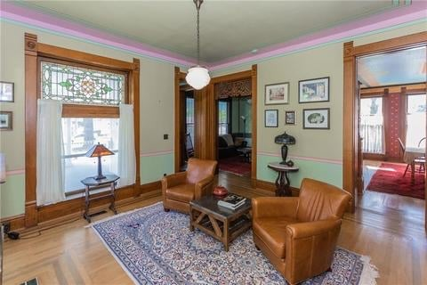 1900 Italianate For Sale In Greenfield Indiana