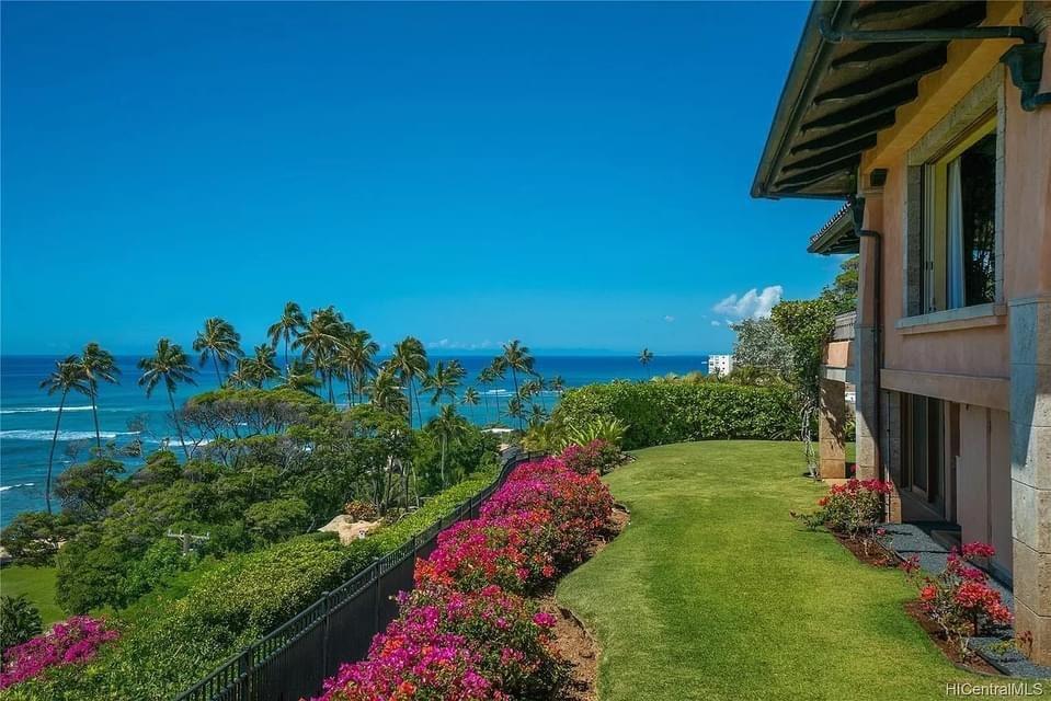 1949 Diamond Head Villa For Sale In Honolulu Hawaii