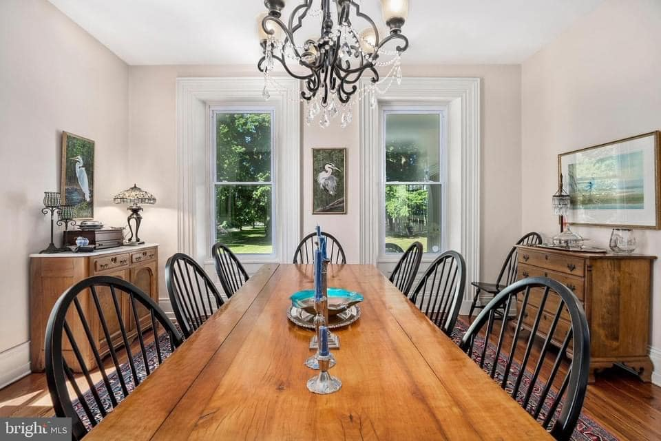 1860 Italianate For Sale In Sudlersville Maryland