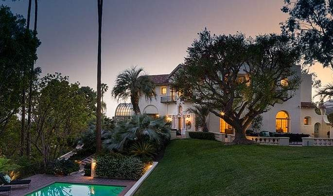 1920 W.C. Fields Estate For Sale In Los Angeles California — Captivating Houses