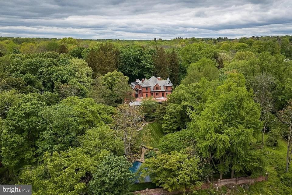 1900 Queen Anne For Sale In Hopewell New Jersey