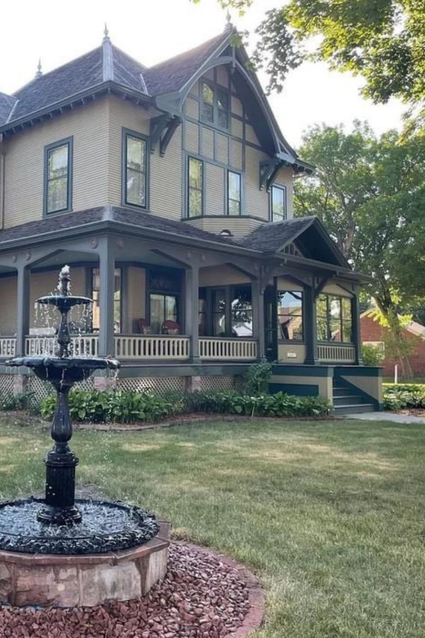 1900 Victorian For Sale In Marshall Minnesota
