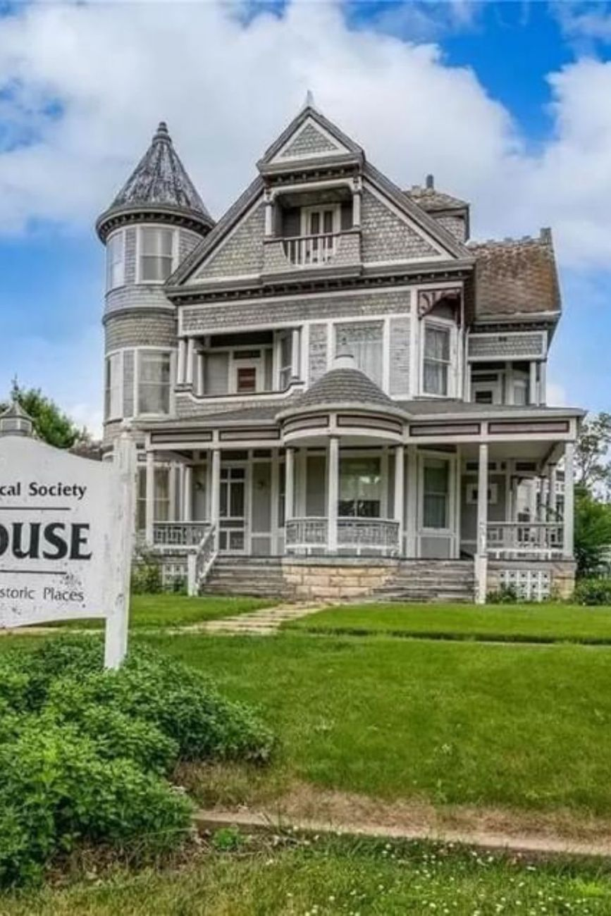 1894 Queen Anne For Sale In Vinton Iowa