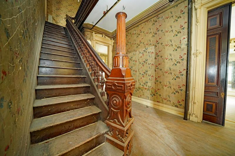 1876 Second Empire For Sale In Elmira New York