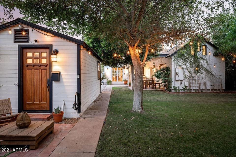 1930 Tudor Revival For Sale In Phoenix Arizona