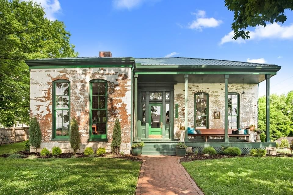 1844 Italianate For Sale In Nashville Tennessee