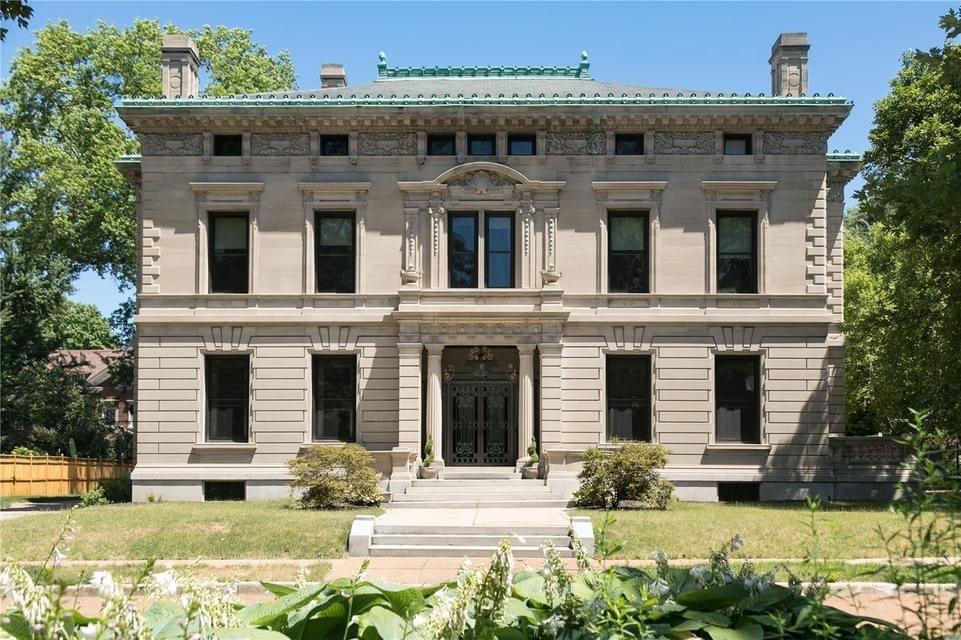 1899 Mansion For Sale In Saint Louis Missouri
