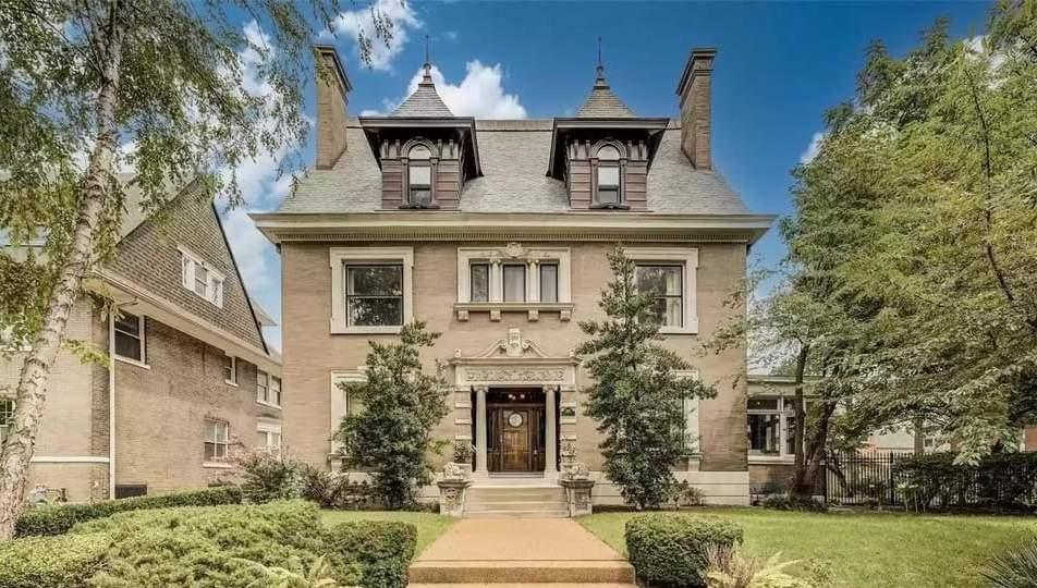 1897 Mansion For Sale In Saint Louis Missouri — Captivating Houses