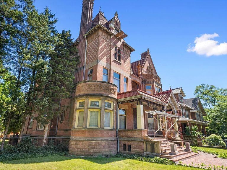 1900 Mansion For Sale In Columbus Ohio