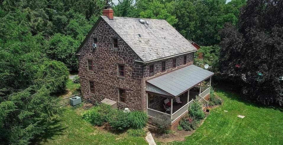 1812 Stone House For Sale In Palmyra Pennsylvania