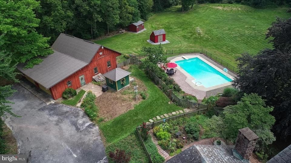 1812 Stone House For Sale In Hershey Pennsylvania