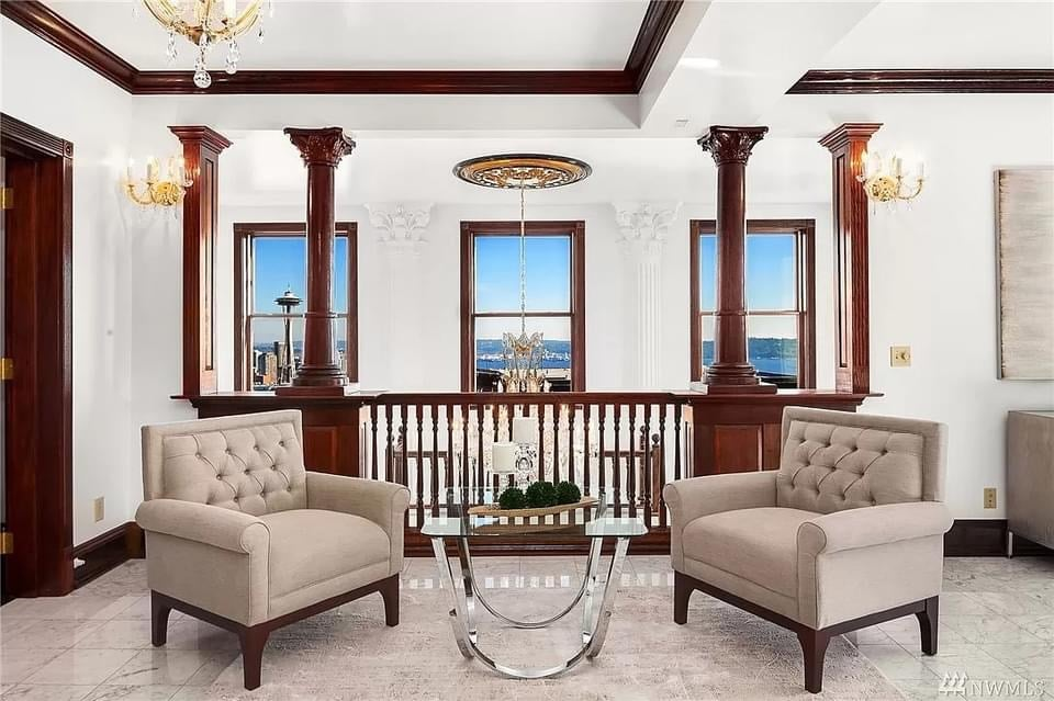 1902 Mansion For Sale In Seattle Washington