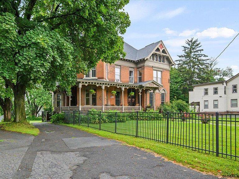 1883 Victorian For Sale In Stillwater New York