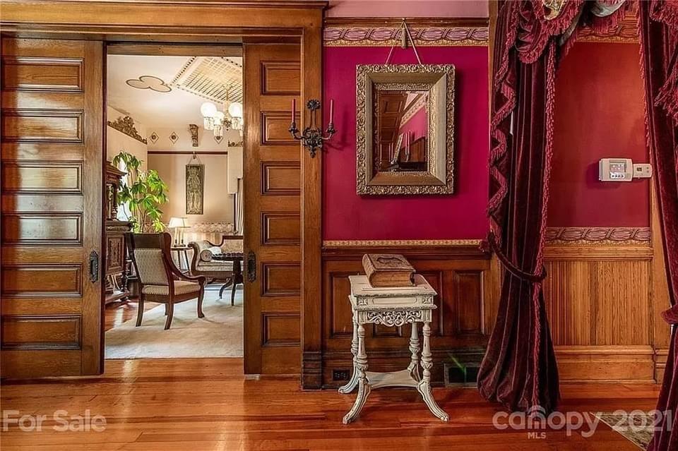 1901 Victorian For Sale In Statesville North Carolina
